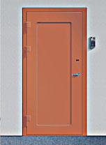 Daloc S95 (Y95) Høysikkerhetsdør RC5